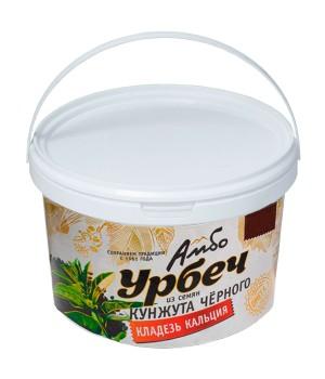 Урбеч Амбо из семян черного кунжута 1 кг.