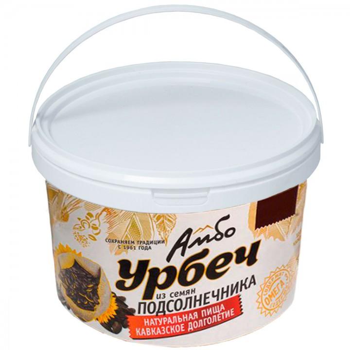 Урбеч Амбо из семян подсолнечника 1 кг.