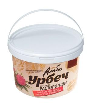 Урбеч Амбо из семян расторопши 1 кг.