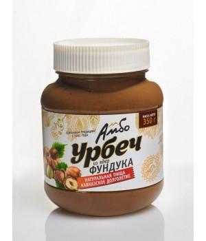Урбеч Амбо из ядер фундука (лесной орех)