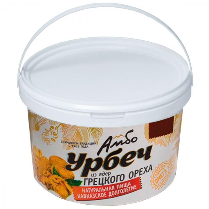 Урбеч Амбо из ядер грецкого ореха 1 кг.