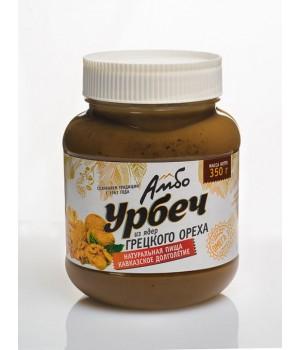 Урбеч Амбо из ядер грецкого ореха