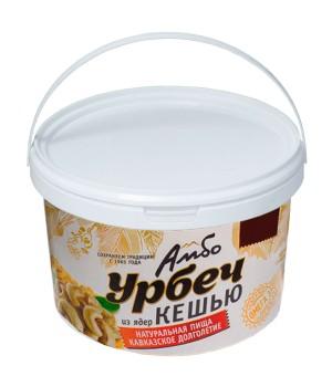 Урбеч Амбо из ореха кешью 1 кг.