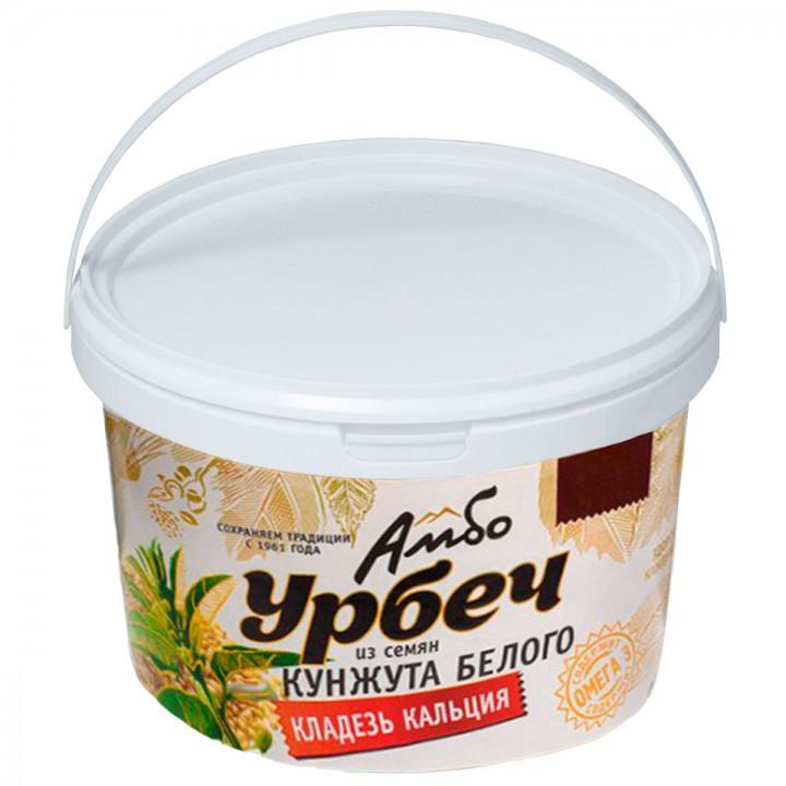 Урбеч Амбо из семян белого кунжута 1 кг.