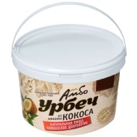 Урбеч Амбо из мякоти кокоса 1 кг.