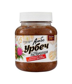 Урбеч Амбо из семян расторопши