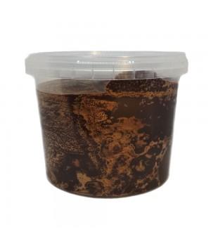 Живой шоколад, урбеч из какао бобов (фасовка ведро 500 грамм)