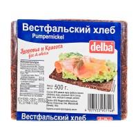 Хлеб Delba вестфальский, 500 гр.