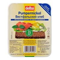 Вестфальский хлеб Delba, 250 гр.
