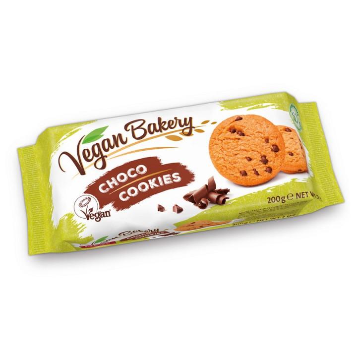 Coppenrath Песочное печенье с шоколадной крошкой без глютена и без лактозы 125 гр.