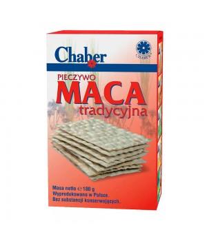Chaber Хлебцы Маца традиционная 180 гр.