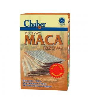Chaber Хлебцы Маца с добавлением ржаной муки 180 гр.