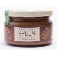 Урбеч Живой Продукт из орехов пекан 225 грамм
